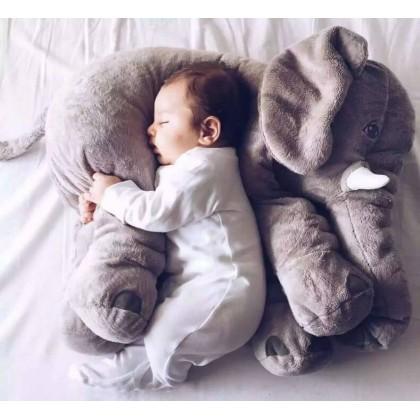 Cute Elephant Plush Toy Pillow (Without Blanket) READY/PREORDER