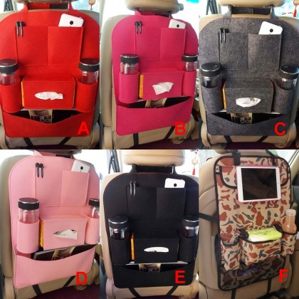 Car BackSeat Organizer Compartment [READY STOCK]