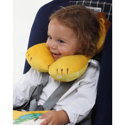 Baby Kids Benbat Travel Neck Support Pillow Headrest [READY STOCK]