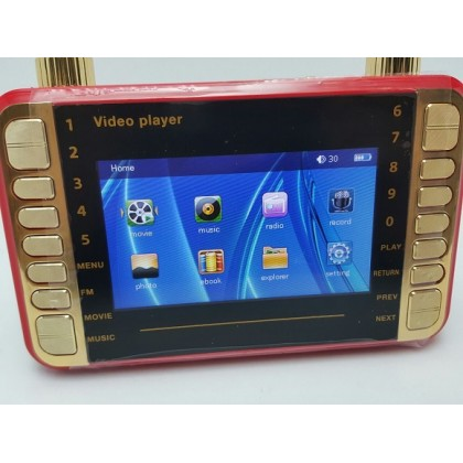 MP4 Kids EDUCATION Learning Multimedia Player Video 4.3""