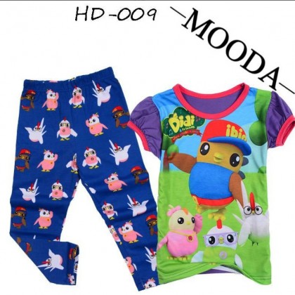Didi&Friends Mooda Pyjamas (HD009) 4Y