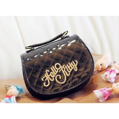 [READY STOCK] Cute Girl Hello Kitty Handbag bag | sling bag  #0708
