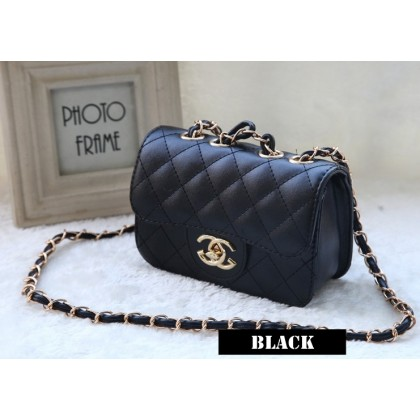 [READY STOCK] Cute Girl Chanel Inspired Handbag bag | sling bag #1168