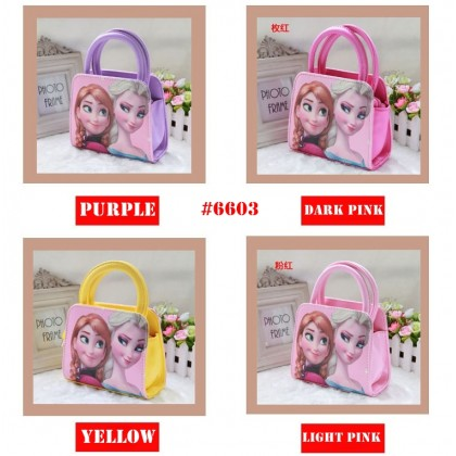 [READY STOCK] Cute Girl Frozen Anna Elsa Style Handbag