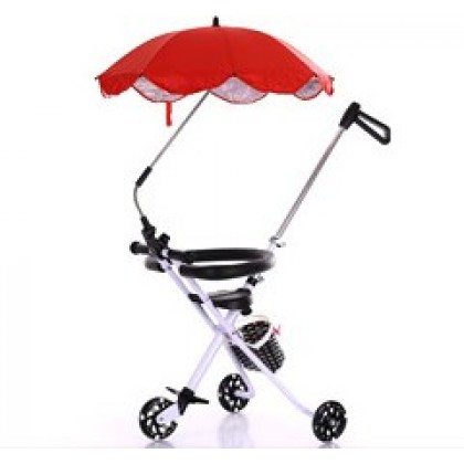 [READY STOCK] BATCH 12 Umbrella + Clip-On for Stroller | Bicycle