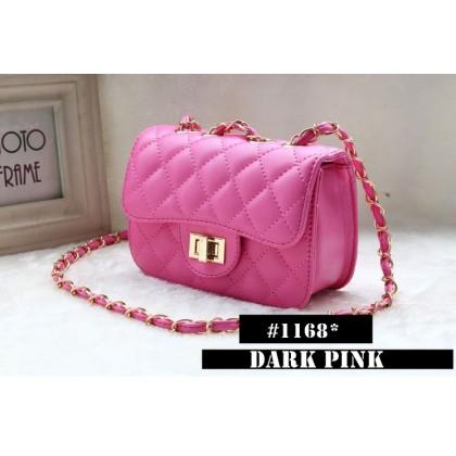 [READY STOCK] Cute Girl Handbag bag | sling bag #1168-2*