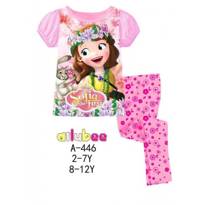 Sofia The First Ailubee Pyjamas (A-446)