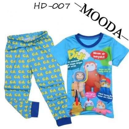 Didi&Friends Mooda Pyjamas (HD007) 2-7Y