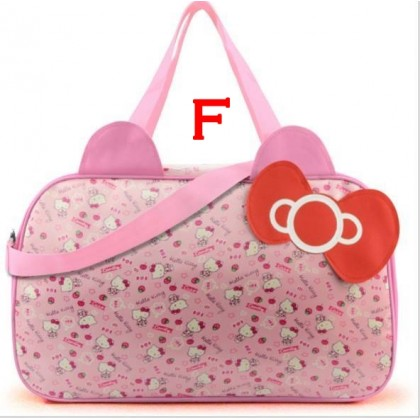 [READY STOCK] Cute Hello Kitty Travelling bag