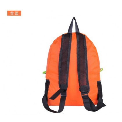 [READY STOCK] NEW 35L Light-weight waterproof Foldable Portable Happy Travel Packs Backpack