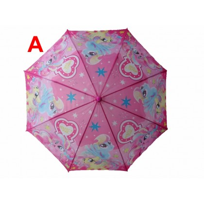 Kids Cartoon Umbrella My Little Pony