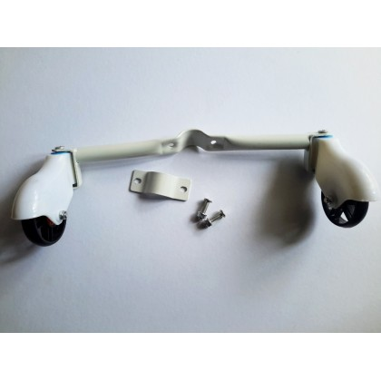 Spare Part for Magic Stroller - extra wheel, soft cushion seat, wheel