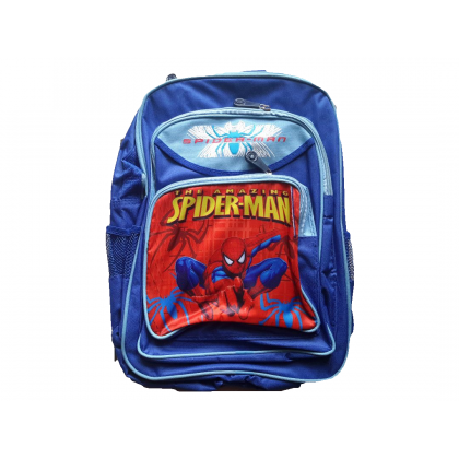 16INCH Kids School Bag Backpack - Spiderman, Frozen Elsa Anna, Hello kitty, Cars, ThomasNFriends, Pony