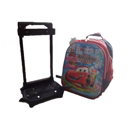 6D 14inch School Bag Trolley School Bag - My Little Pony
