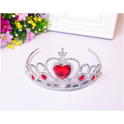 [READY STOCK] Princess Crown _Blue,Pink,Purple,Red,Gold