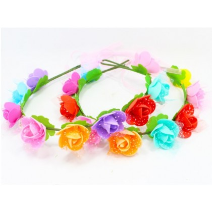 [READY STOCK] Princess Accessories_Flower Headband