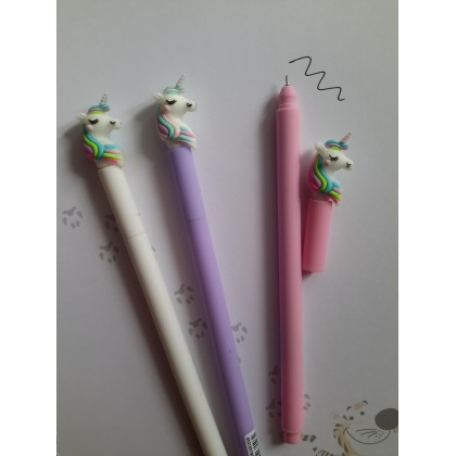 Cute Unicorn Gel Pen 0.5mm