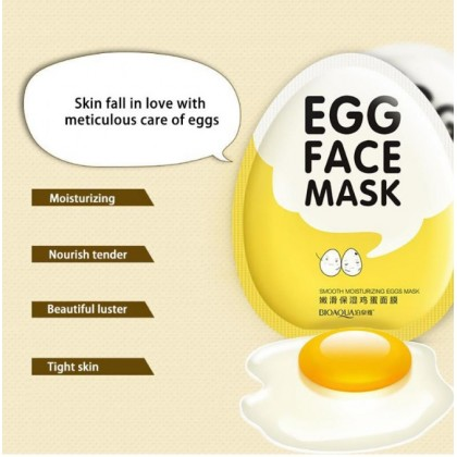BIOAQUA Face Mask Sheet Pack Collagen Essence Deep Moisture Cosmetics Skin Care