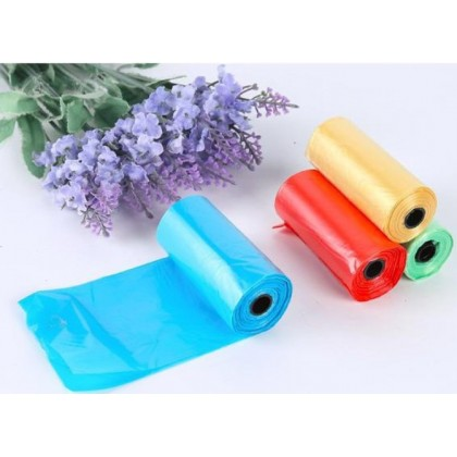 [READY STOCK] Diaper Disposable Plastic Waste Bag (REFILL ROLL)