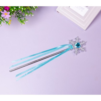 [READY STOCK] Princess Wand _Blue,Pink,Purple