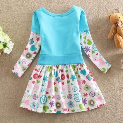 Frozen Dress 2