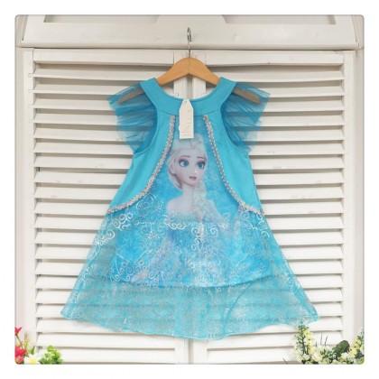 Frozen P30920 Elsa Dress