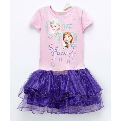 P30918 Frozen Tutu Dress