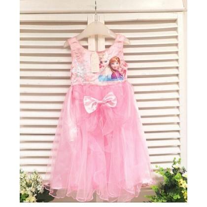 Frozen Pink Dress - P30901