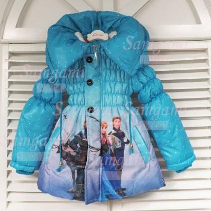 Frozen Winter Jacket