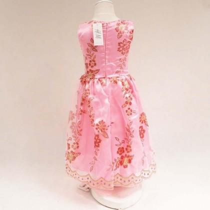 [CNY] Elegance dress/gown -Pink