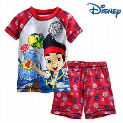 Boy Set Jake and the Never Land Pirates Top + Pant