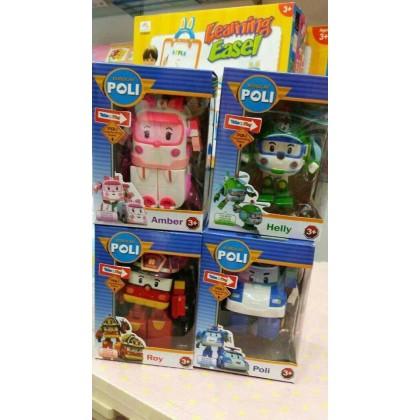 ROBOCAR POLI - Loose Poli, Helly, Roy, Amber ( ready stock)