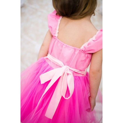 Girl Pinky Dress