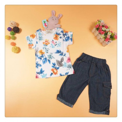 Girl Set Top+ Pant SA4235