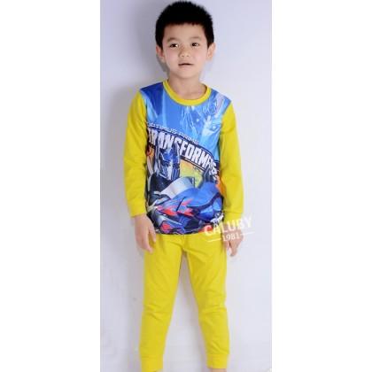 PyjamasTransformers 2 pcs Long Sleeve Set SCB466-14