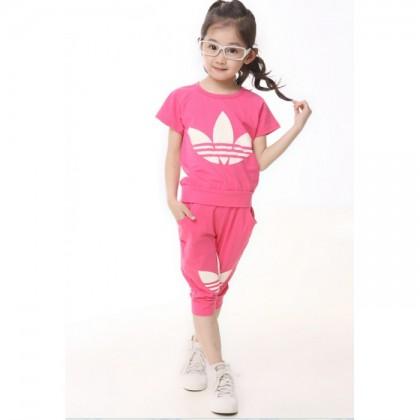 AD Girl Pink Set