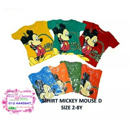 Mickey T-Shirt (mix)