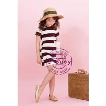 Girl Korean Dresses #3733