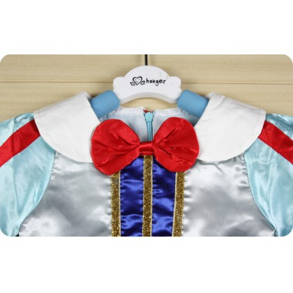 Fancy Dress Costume Princess Snow White Dresses with cape