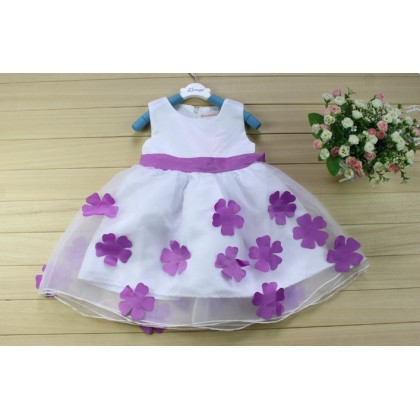 Elegance Flower Girl Dresses _Blue
