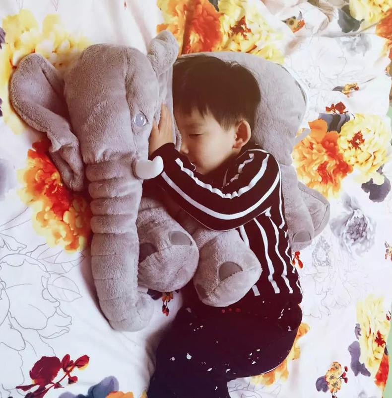 Cute Elephant Plush Toy Pillow (With (end 3/21/2020 2:54 PM)