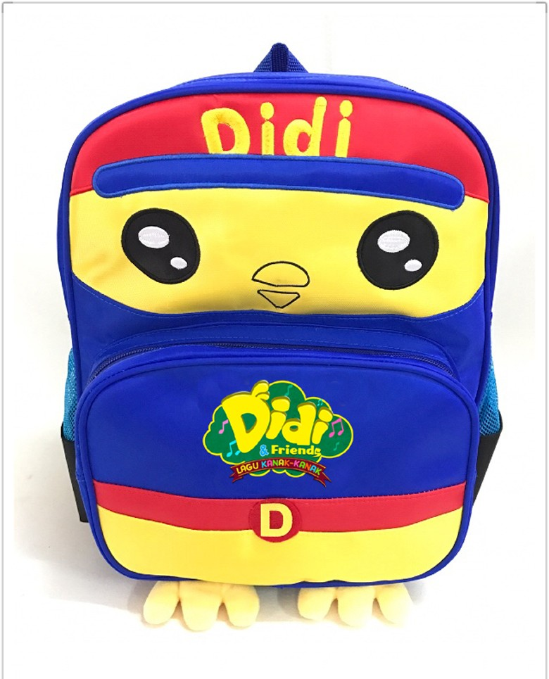[READY STOCK] Cute DIDI & FRIENDS Backpack School Bag