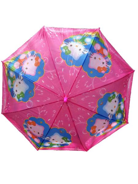 Kids Cartoon Umbrella HELLO KITTY
