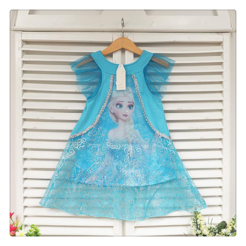 Frozen P30920 Elsa Dress