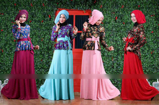 Adult Fashion Jubah Collection
